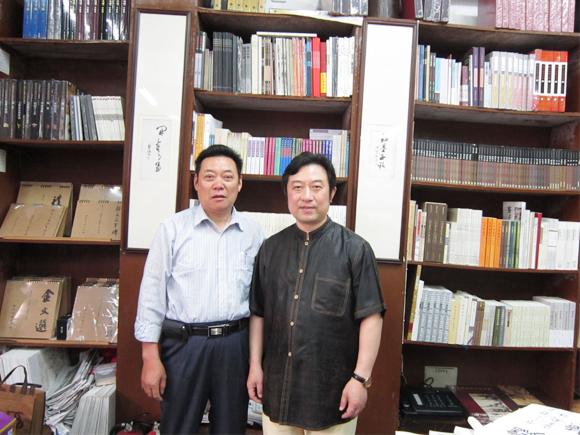 中国美术学院教授沈赐恩