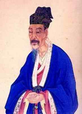 刘禹锡画像