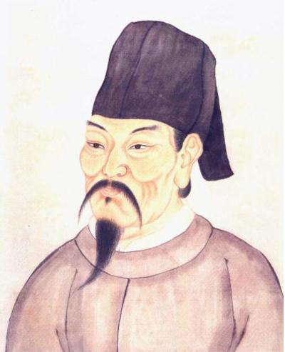 唐代大诗人王维
