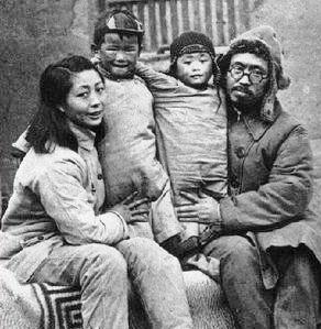 罗荣桓和妻子林月琴