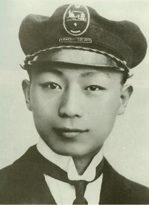 聂荣臻青年时期赴欧洲留学