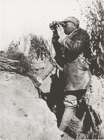 彭老总指挥百团大战