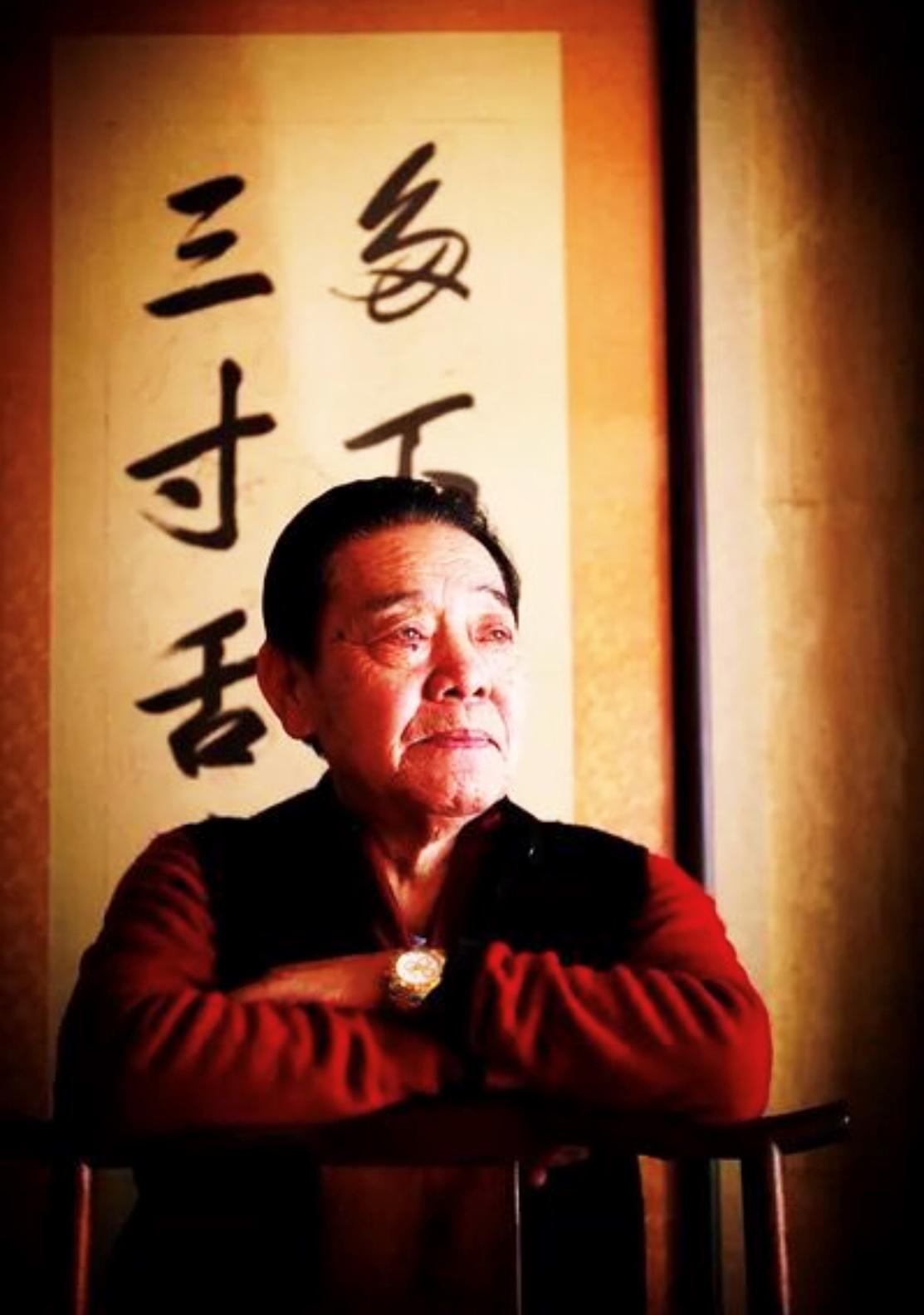 著名评书艺术家单田芳