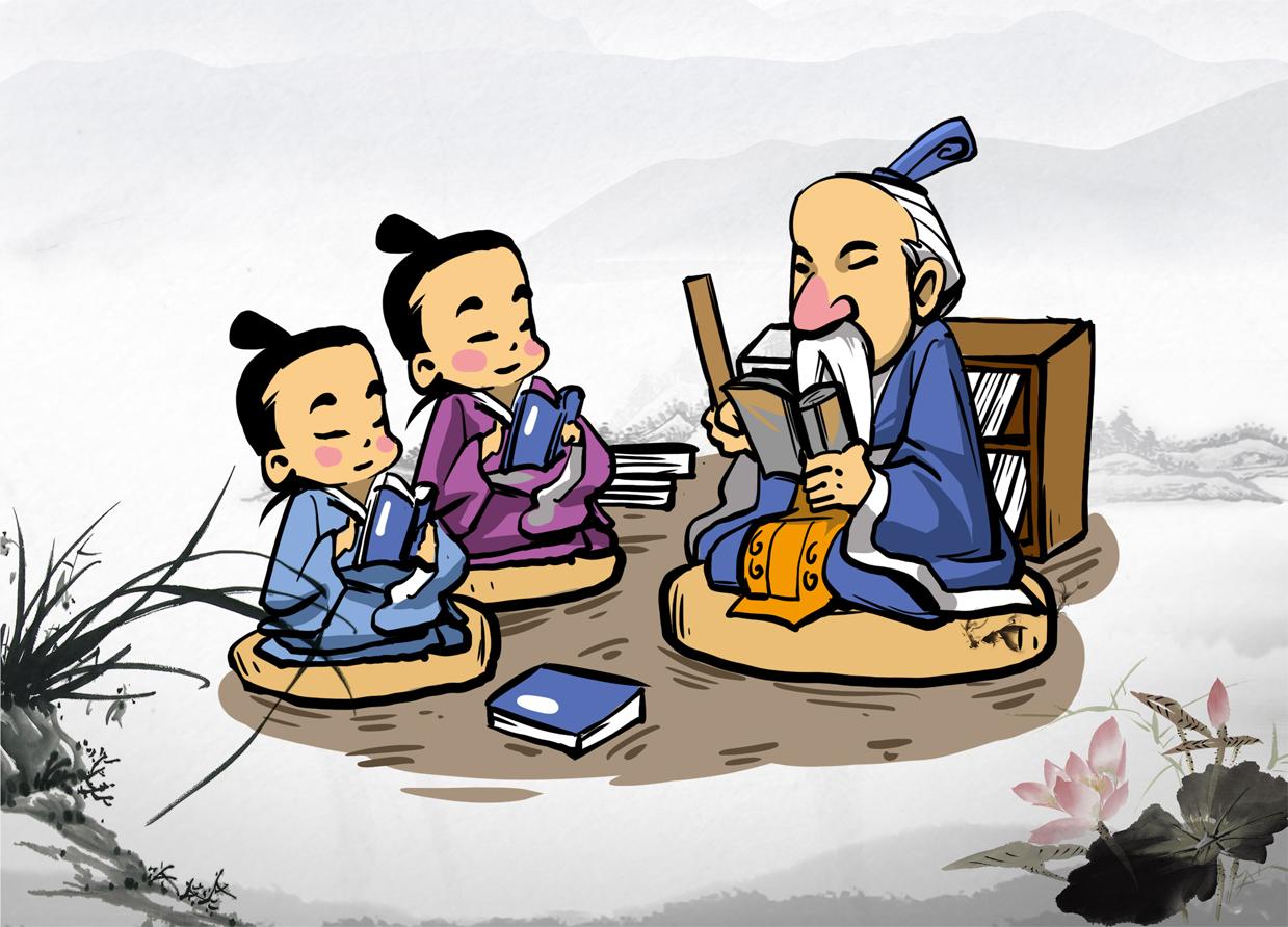 尊师重教是中国的传统